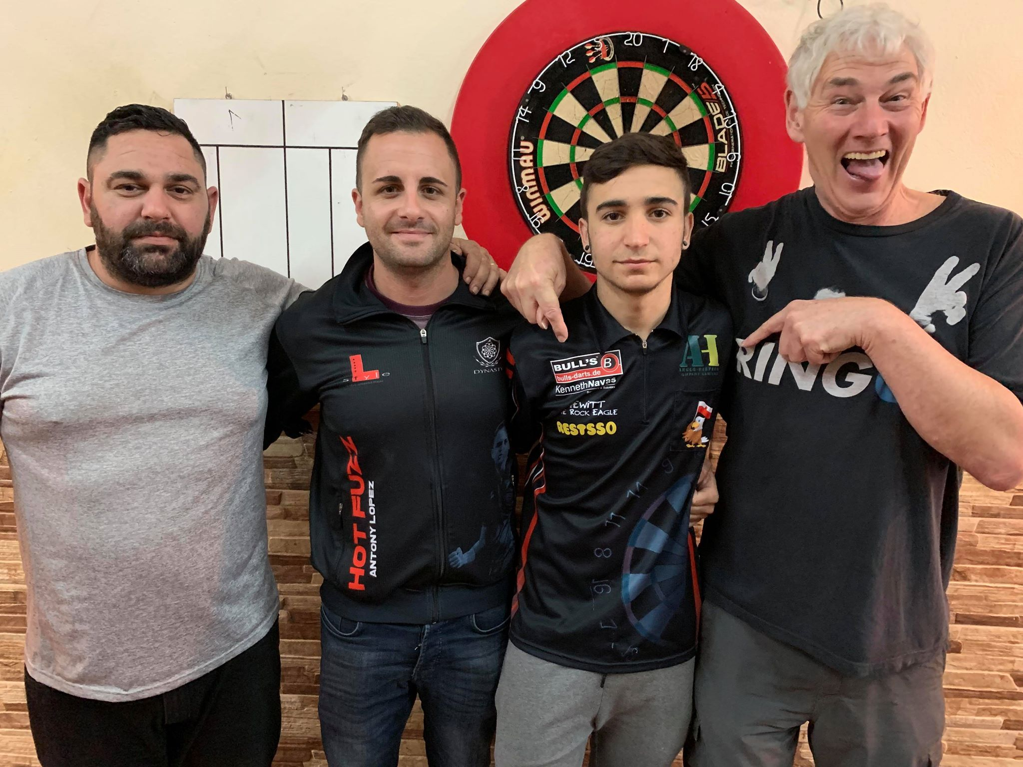 Gibraltar Darts – Welcome to the Gibraltar Darts Association